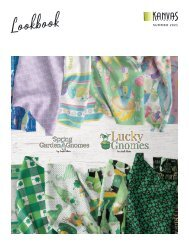 Spring Garden Gnomes & Lucky Gnomes by Andi Metz Lookbook