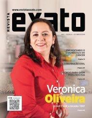 Revista EXATO - Edição 6 - Outubro 2019