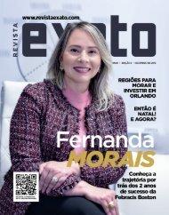 Revista EXATO - Edição 8 - Dezembro 2019