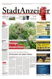 Stadtanzeiger Coesfeld kw 28