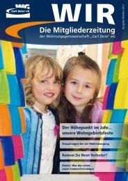 WIR - Wohnungsgenossenschaft Carl Zeiss eG
