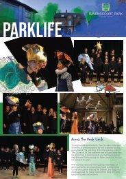 PARKLIFE -  The Sky's The Limit