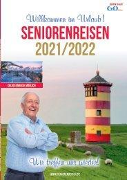 Seniorenreisen Katalog 2021 / 2022