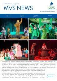 Maida Vale School Newsletter July 2021