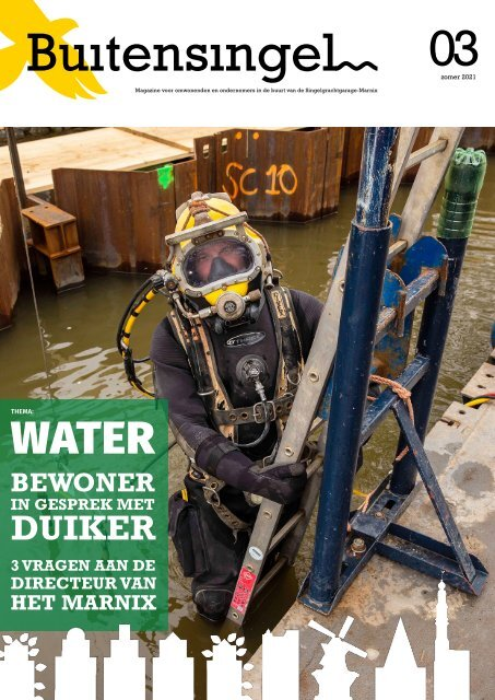 Buitensingel Magazine - Nr 3 - zomer 2021