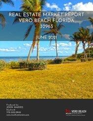 Vero Beach 32963 Real Estate Market Report June 2021