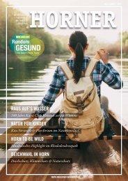 HORNER Magazin | Juli-August 2021
