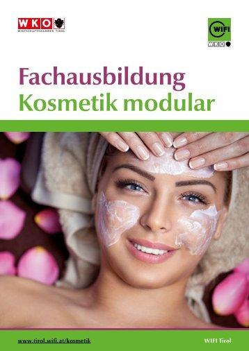 Fachausbildung Kosmetik modular