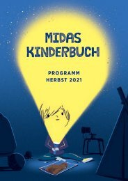 Midas Kinderbuch Herbst 21