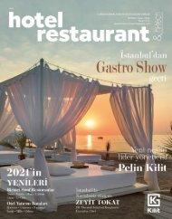 Hotel Restaurant July 2021