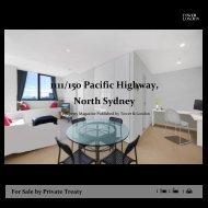 1111/150 Pacific Hwy, North Sydney