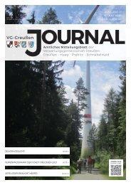Creußen Journal - Ausgabe 13 - Juli 2021