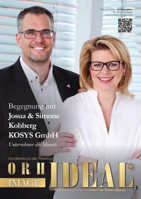 Preview Orhideal Unternehmer des Monats Februar 2022 SONDEREDITION