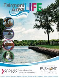 2021-22 Visitor & Relocation Guide to Martin County