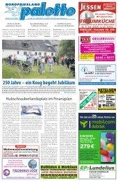 Nordfriesland Palette 28 2021