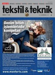 Tekstil Teknik July 2021