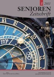 Alt und Neu - Senioren Zeitschrift Frankfurt