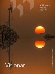 VNW-Magazin Ausgabe 3/2021