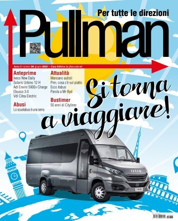 Pullman n.38 giugno 2021