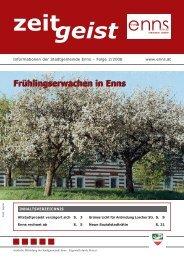 Gemeindezeitung Mai 2008 (0 bytes) - Enns