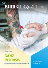 UKJ-Klinikmagazin 2/2021