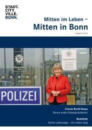 Mitten in Bonn - 60plus - sicher mobil