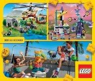 LEGO Endkundenbroschüre 2. Halbjahr 2021