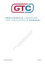 GTC Gastrosysteme GmbH | 01