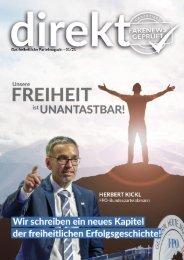 FPÖ Tirol   Direkt   01/2021