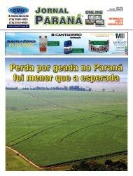 Jornal Paraná Julho 2021