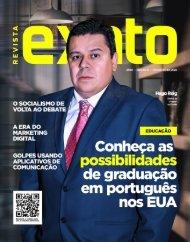 Revista EXATO - Edição 10 - Fevereiro 2020