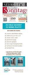2021-07-18 Bayreuther Sonntagszeitung