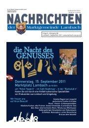 (10,96 MB) - .PDF - Lambach - Land Oberösterreich