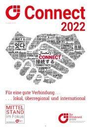 BVMW »Connect« Das Magazin zum neuen Format