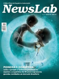 Revista Newslab Edição 166