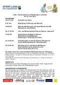 Programm und Informationen zum LeBe Abschlussfest ... - Lilienfeld - Seite 2