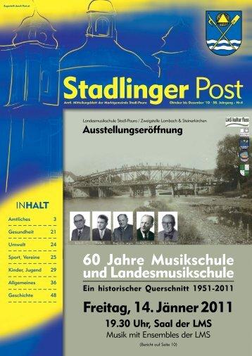 "Wohnung im ""Jägerhaus"" - Stadl-Paura"