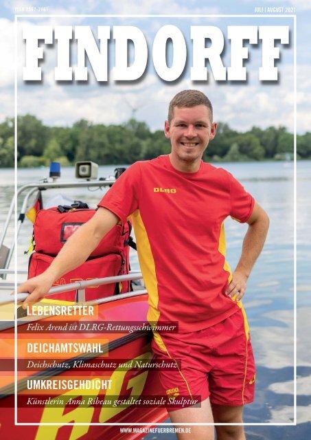 FINDORFF Magazin   Juli-August 2021