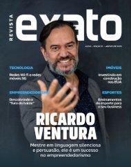 Revista EXATO - Edição 16 - Agosto 2020