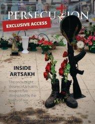 August 2021 Persecution Magazine
