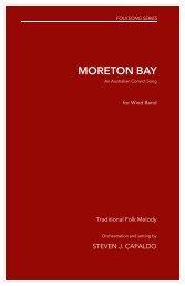 Moreton Bay-Full Score