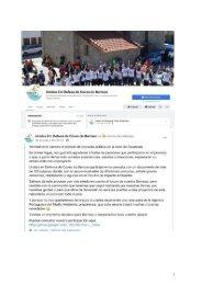 Unidos Em Defesa de Covas do Barroso- No a la mina de litio