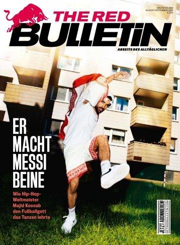 Red Bulletin Aug 2021