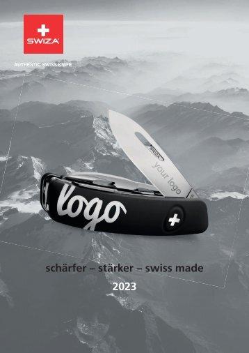 SWIZA - das andere Schweizer Taschenmesser