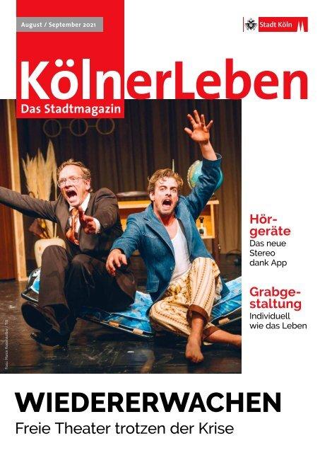 KölnerLeben August/September 2021
