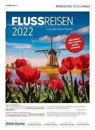SV Leserreisen – Flussreisen 2022