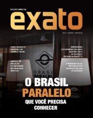Revista EXATO - Edição 25 - Abril 2021