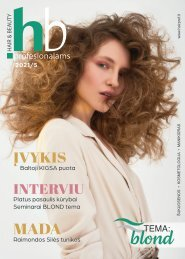 Hair & Beauty profesionalams 2021_5