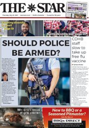 The Star: July 22, 2021