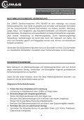 Steintrennmaschine STM 350-800 - Matom - Page 6